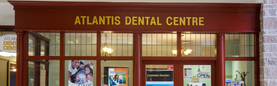Downtown Quebec Street Mall Atlantis Dental Guelph