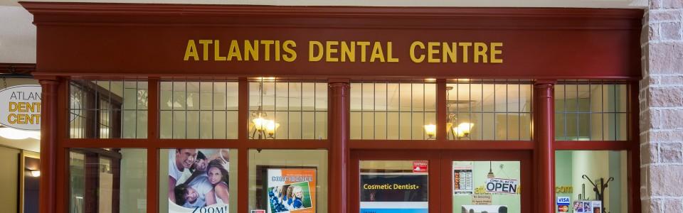 Downtown Quebec Street Mall Atlantis Dental Guelph