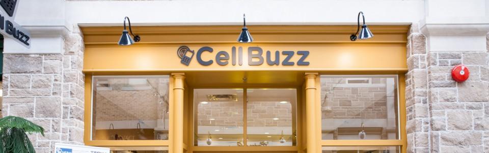Downtown Quebec Street Mall Cell Buzz Guelph