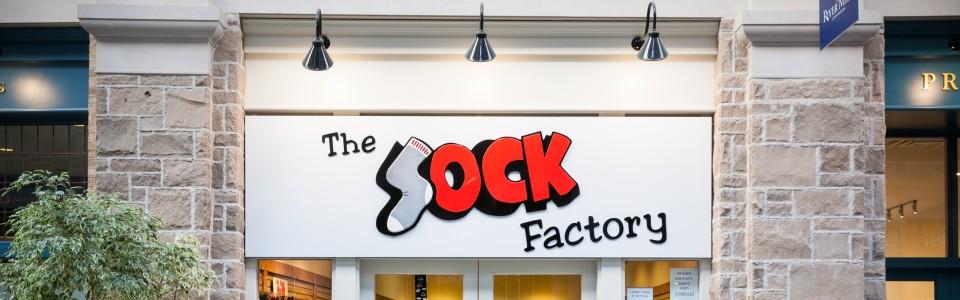 Downtown Quebec Street Mall Sock Factory Guelph