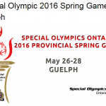 Special Olympics Ontario 2016 Games in Guelph