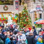Old Quebec Street Mall in Downtown Guelph