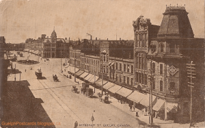Historical Photo of Wyndham St- Old Quebec Street Shoppes
