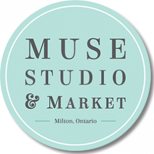 Muse Studio & Market Logo- Old Quebec Street Shoppes