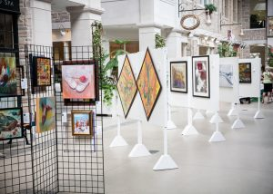 Spring Art Show & Sale- Old Quebec Street Shoppes