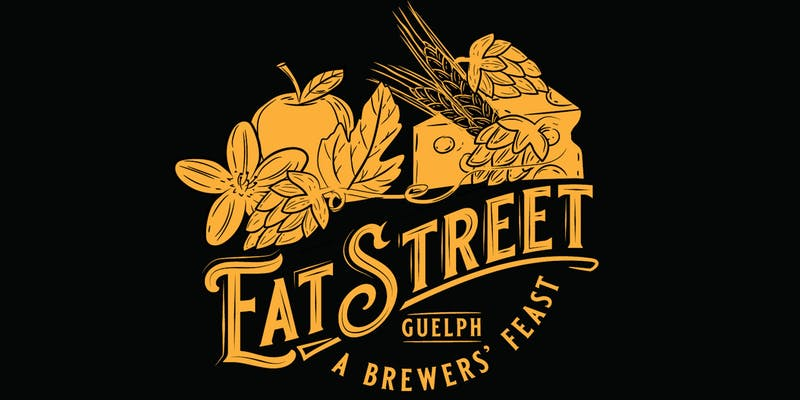 EatStreets: A Brewer's Feast brand for the event