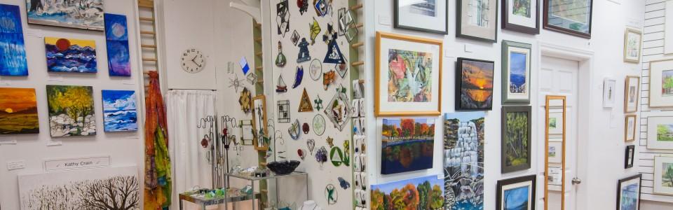 Guelph Artisans shop