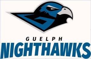 The Guelph Nighthawks logo