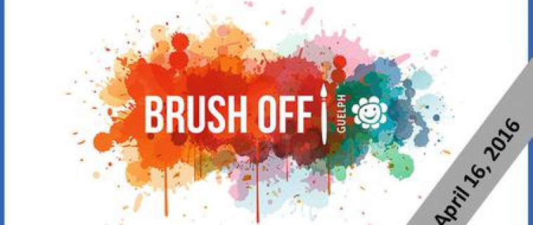 Brush-Off Art Elimination at Old Quebec Street Shoppes in Guelph
