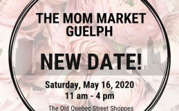 May 16th  The Mom Market Collective Guelph